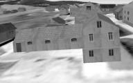 dům zkopce
